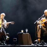 Canta Tel Aviv, com 27 músicas, Caetano e Gil põem a arte acima da política