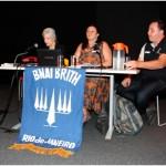 X Jornada Holocausto e Direitos Humanos da B'nai B'rith RJ é um grande sucesso
