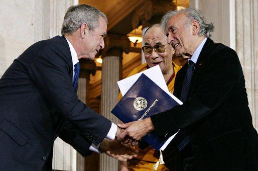 Elie-Wiesele-Dalai-Lama