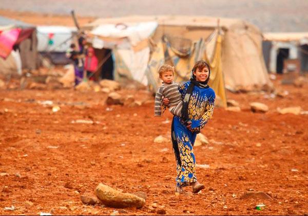 refugiada-siria